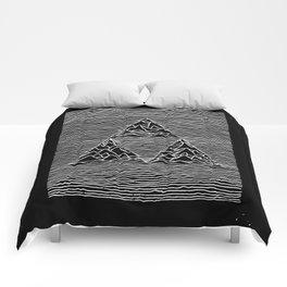 Triforce // Joy Division Comforters