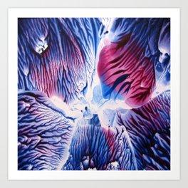 View from the Ocean Floor Art Print