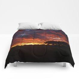 Sunset #2 Comforters