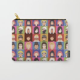 Anime Characters Carry-All Pouch