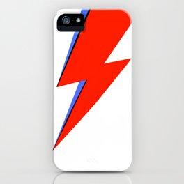 Bowie Ziggy iPhone Case