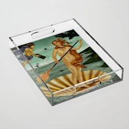Gafferdite - Composition Acrylic Tray