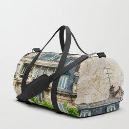 Paris Architecture Duffle Bag