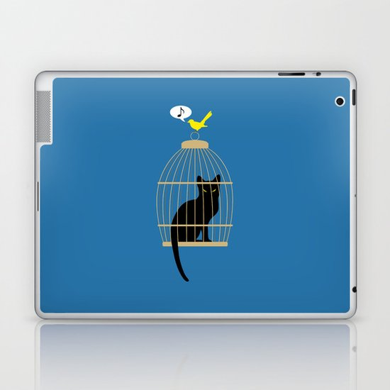 Revenge is Tweet Laptop & iPad Skin