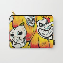Mil Mascaras  Carry-All Pouch