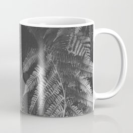 Colorless Fern Coffee Mug
