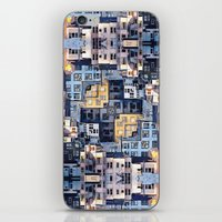 community iPhone & iPod Skins featuring Community of Cubicles by Phil Perkins