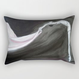 Bailarina Rectangular Pillow