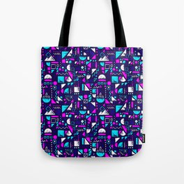 Messy Order Tote Bag