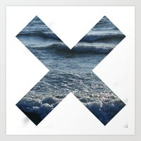 the xx Art Prints featuring XX by Tommaso Proietti