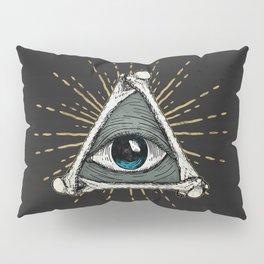 All seeing eye of God Pillow Sham