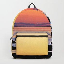 Yellow Skies of Summer Backpack