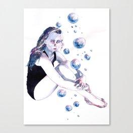 Little universes. Canvas Print