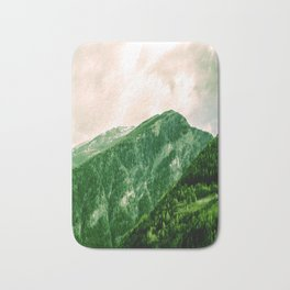 Mountain Top Bath Mat