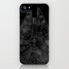Millenium Falcon iPhone SE Slim Case