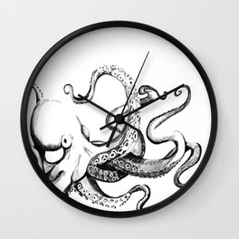 Tentaculaire  Wall Clock