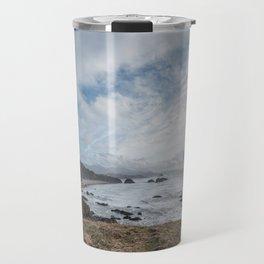 Beautiful Landscape at Ecola State Park Oregon Travel Mug