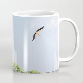 Storks in Portugal | Flying in Nature | Fine-Art Travel Photography Coffee Mug