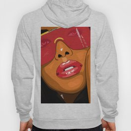Queen Aaliyah Hoody