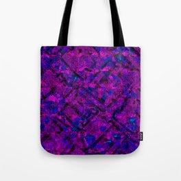 Vitrage (Purple) Tote Bag