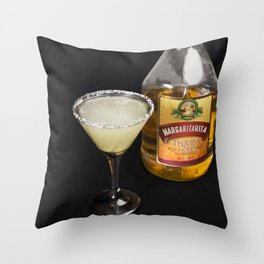 A Little Nip - Margarita Throw Pillow