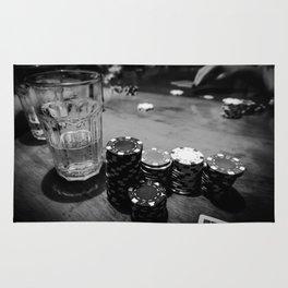 Poker Time Rug