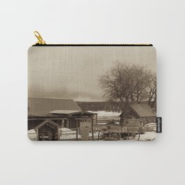 Cowboys Mess Hall Carry-All Pouch