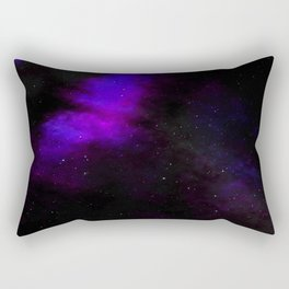 Space the final frontier?. Rectangular Pillow