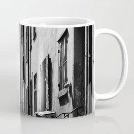 Old narrow street in Stockholm Coffee Mug