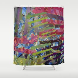 Unity - March on Washington - Dr. King Shower Curtain