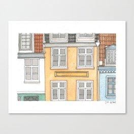 Home#4 Canvas Print