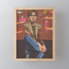 Choosy Framed Mini Art Print