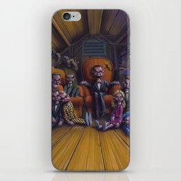 Night of the Living Dummy III iPhone Skin