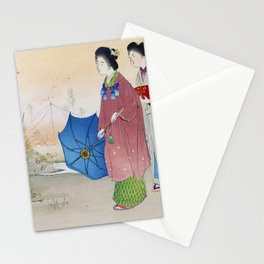 Mizuno Toshikata - NURSE - Top Quality Image Edition Stationery Cards