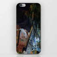 blues iPhone & iPod Skins featuring Blues by  Agostino Lo Coco