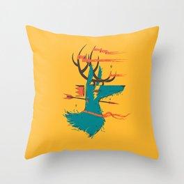 House Actaeon Throw Pillow