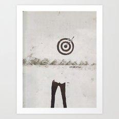 AimForStyle Art Print