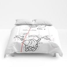 Lazer Cats! Comforters