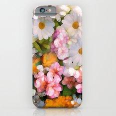 Gorgeous Flowers iPhone 6 Slim Case