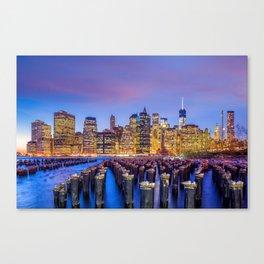 New York 07 - USA Canvas Print