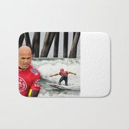 Kelly Slater Surfing Bath Mat