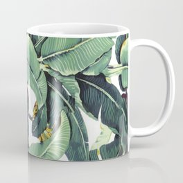 The Golden Girls Blanche Devereaux Banana Leaves Tapestry Coffee Mug