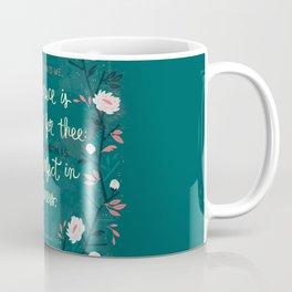 2 Corinthians12:9 Coffee Mug