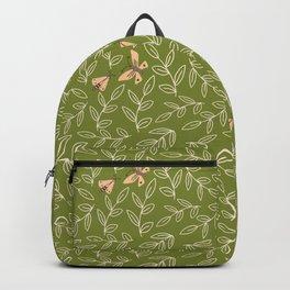 Leaves & Moths Backpack