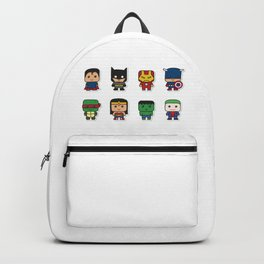 Born To Be A Superhero Backpack