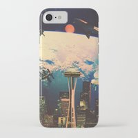 future iPhone & iPod Cases featuring Future. by Polishpattern