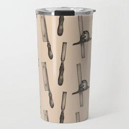 Tool Pattern Travel Mug