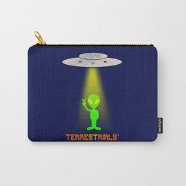 Terrestrials' friends - Aliens Carry-All Pouch