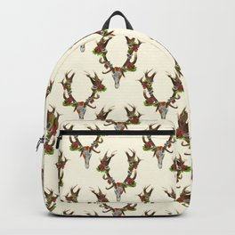The Red Stag Backpack