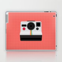 Polaroid One Step Land Camera Laptop & iPad Skin